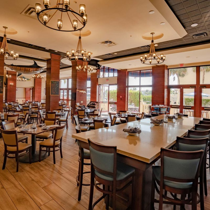 Stoney's Stone Crab Dining Room